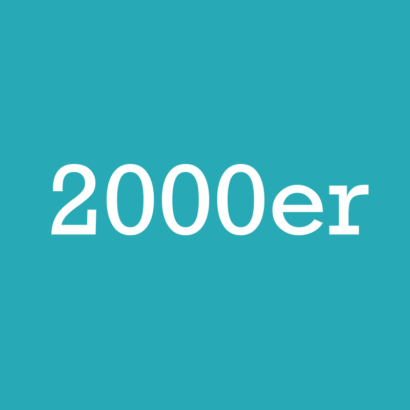 Dekade 1988 1998: Charts Der 2000er